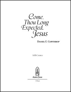 Come,-Thou-Long-Expected-Jesus-[cover]